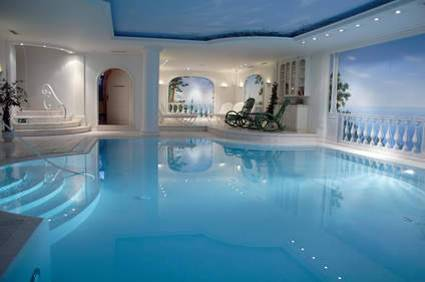 Picture Of An Indoor Pool